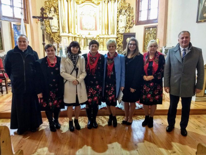 Cecyliada w kościele pw. Bożego Ciała i Świętego Stanisława Biskupa i Męczennika w Modlnej