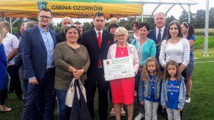 Grant sołecki województwa łódzkiego dla sołectwa Aleksandria