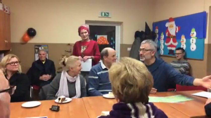 Zebranie Rady Osiedla Sokolnik Lasu